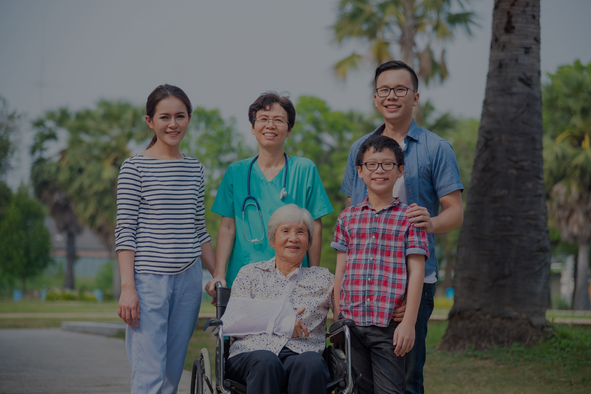 home care nursing singapore